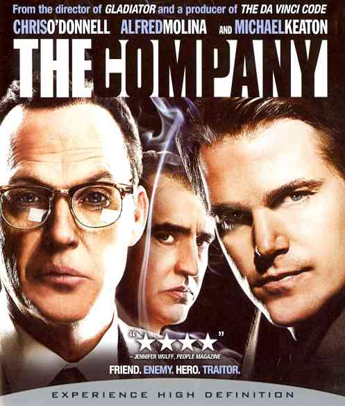 COMPANY BY CAMPBELL,NEVE (Blu-Ray)